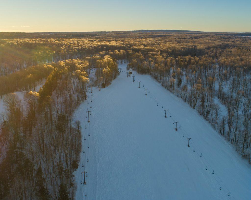 snow ridge ski resort - turin, ny